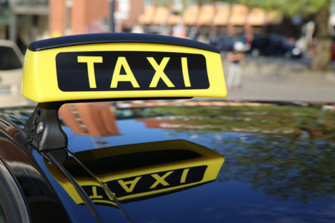 Anreise mit dem Taxi nach Radstadt