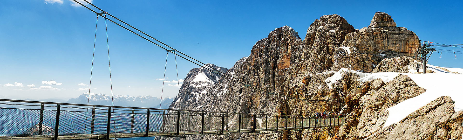 Ausflugsziel Dachstein Gletscher 1