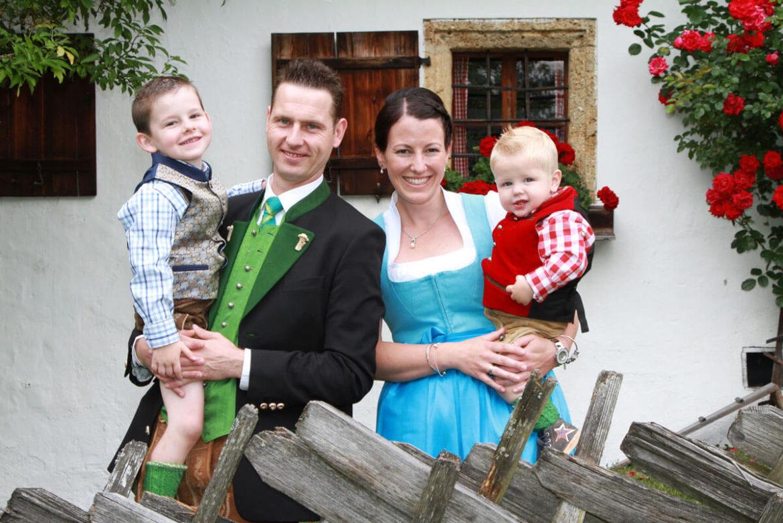 Familien Foto Loecker