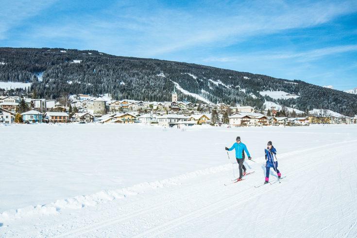 Langlaufen - Winterurlaub in Radstadt, Salzburg