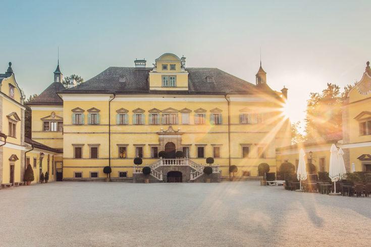 Schloss Hellbrunn - Ausflugsziel im Salzburger Land