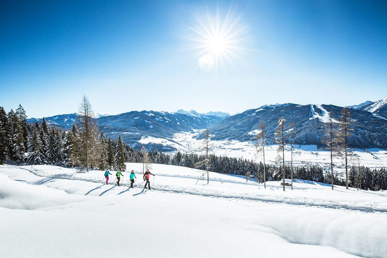 Schneeschuhwandern - Winterurlaub in Radstadt, Salzburg