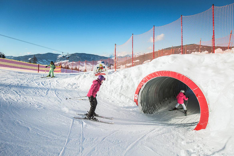 Skifahren im Skigebiet Radstadt-Altenmarkt, Ski amadé